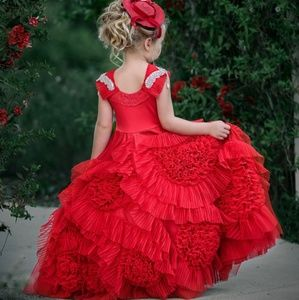 Dollcake NWT size 2 red dress Frocks gown princess